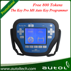 2015 Wholesale Professional Auto Diagnostic Locksmith Tool T Code Key Programmer MVP PRO M8 Key Programmer with Free 800 Tokens pictures & photos