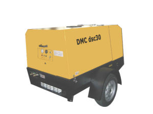 100cfm 3m3/Min Diesel Portable Screw Compressor pictures & photos