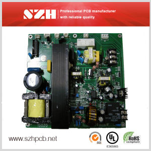 High Quality Quick Turn Multilayer Rigid PCB Manufacturer pictures & photos