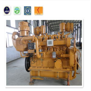 300 Kw High Efficient Landfil Ce ISO Biogas Generator Set pictures & photos