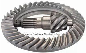 4130 Steel Forging Gear Ring pictures & photos