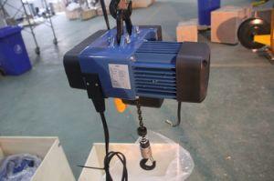 German Design 250kg European Electric Chain Hoist pictures & photos