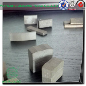Diamond Segment for Limestone in China -Limestone Cutting Tools pictures & photos
