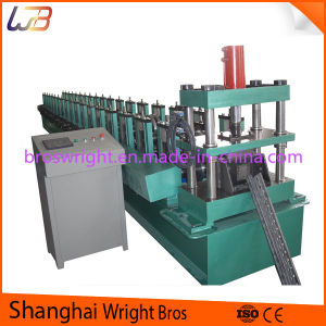 Rack Upright Roll Forming Machine with Hole Punching pictures & photos