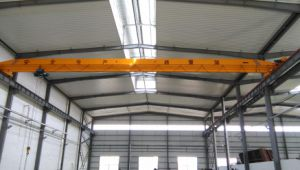 Sandwich Panel Wall with Glass Wall Steel Structure Building for Workshop pictures & photos