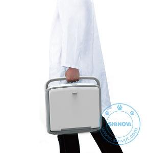 Portable Veterinary Ultrasound Scanner Color Doppler (DopScan N9V) pictures & photos