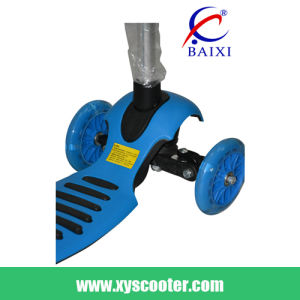 Plastic Toy Scooter for Child (BX-WS002) pictures & photos