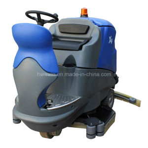 High Quality Lasting Long Floor Cleaning Scrubber Machine pictures & photos