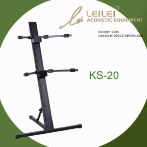 Heavy-Duty Keyboard Stand (KS 20) pictures & photos