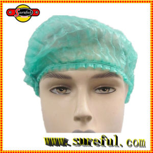 Disposable Non-Woven Surgical Nurse Cap pictures & photos