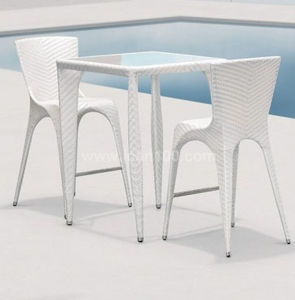 Patio Rattan Bar Furniture (BF-1009) pictures & photos