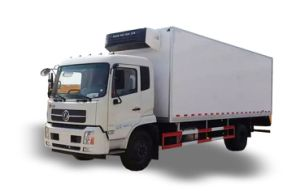 New Condition Van Cargo Truck/Box Truck Mobile Food Truck pictures & photos