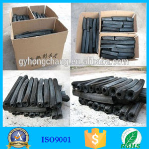 Factory Direct Wholesale BBQ Natural Bamboo Briquette Charcoal pictures & photos