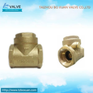 High Quality Brass Check Valve (BX-3007)