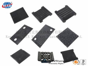 Elastic Rubber Pad for Track Construction pictures & photos