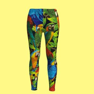 Heatt Printing Women′s Leggings with Better Price pictures & photos