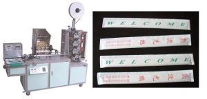 Automatic Chopsticks Packing Wrapping Machine