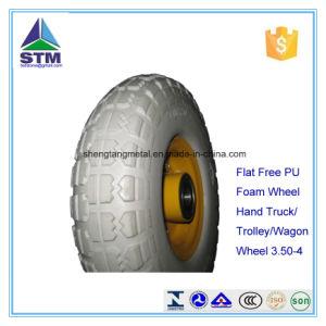 Heavy Duty Wheelbarrow Tire (4.10/3.50-4) pictures & photos