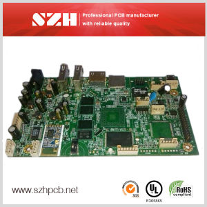 Quick Turn PWB Multilayer PCB Manufacturer pictures & photos