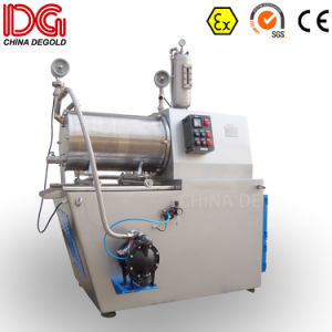 Horizontal Bead Mill-Nano Mill-50 Litres pictures & photos
