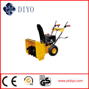 Dual Stage DIY Powered Cleaning Machine Snow Blower