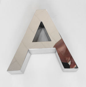 3D Stainless Steel Letter Signs pictures & photos