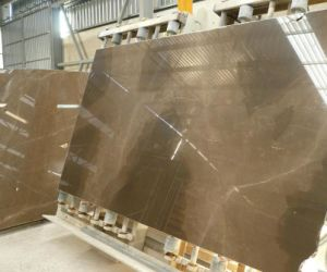 Gris Pulpis Brown Marble, Marble Tiles and Marble Slabs pictures & photos