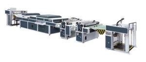 Automatic-UV-Coating-Machine-Three-Coaters-Machine pictures & photos