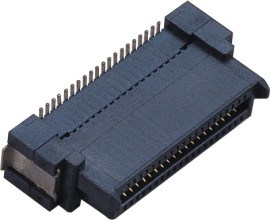 0.8 mm Female Type Ddk Board to Board pictures & photos
