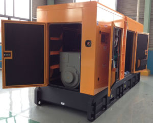 Top Factory Sale Cummins 260kw/325kVA Silent Diesel Generator (NTA855-G1B) (GDC325*S) pictures & photos