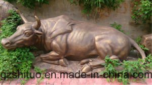 12 Zodiac Signs, Outdoor Garden Decoration Cast Copper Sculpture pictures & photos