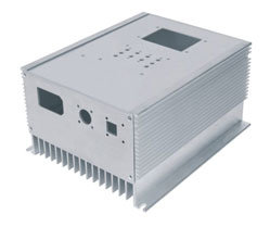 High Power Thermal Solution Aluminum Heat Sinks pictures & photos