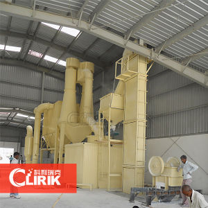 Waste Tyre Pyrolysis Carbon Black Processing Machine pictures & photos