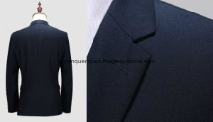 100% Wool High Quality Fabric Business Suit pictures & photos