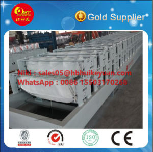 Double Profile Forming Rolling Production Line pictures & photos