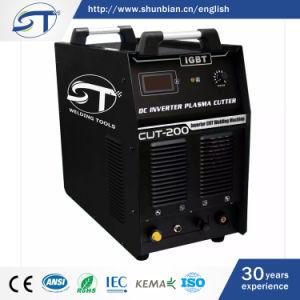 Inverter DC Air Plasma Cutting Machine Cut-200 pictures & photos