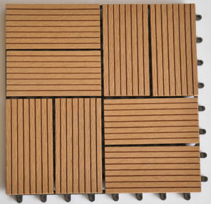 WPC Outdoor Tile (ZY-T-009c)