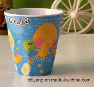 in Mould Label for Cute Plastic Cup pictures & photos