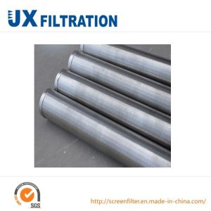 Stainless Steel Filter Pipe for Oil Filtration pictures & photos