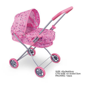 Baby Doll Stroller Toy (H1578174) pictures & photos