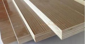 Melamine Board on Particle Board / Plywood / MDF (ZHUV) pictures & photos
