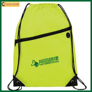 Wholesale Cute Durable Polyester Drawstring Backpack (TP-BP260) pictures & photos