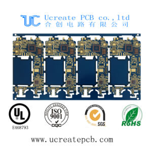 Blind Hole PCB Circuit Board for Electronic with High Quality pictures & photos
