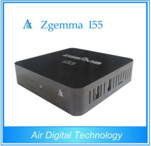 Air Digital Technology IPTV Box Zgemma I55 Powerful CPU Linux OS WiFi Stalker Media Player pictures & photos