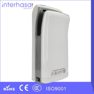 Washroom Sanitary Ware, Hygiene High Speed Blue Commercial CE and RoHS Double Jet Hand Dryer pictures & photos