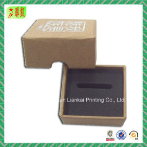 Kraft Custom Print Watch Cardboard Gift Box pictures & photos