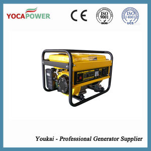 3kw Four Stroke Engine Power Gasoline Generator Set pictures & photos