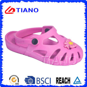 New Fashion Cacusal EVA Girl′s Sandals (TNK30022) pictures & photos