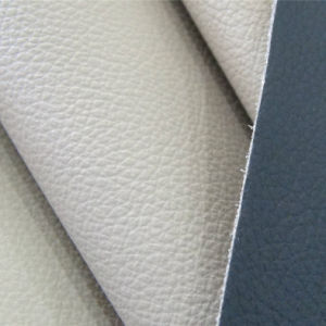 High Quality Car Seat Leather of CPU (KC-D106)