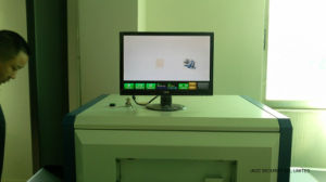 Ce ISO Intelligent Image Processing X Ray Baggage Scanner pictures & photos